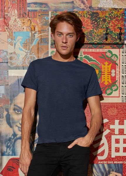 Men T-Shirt, Inspire Slub, B&C Collection