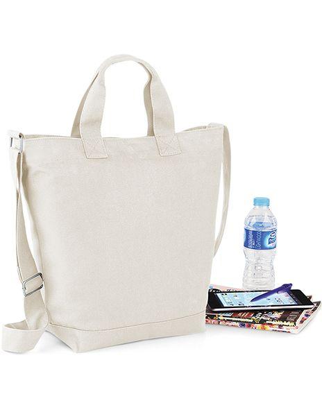 Canvas Shoulder Bag, BagBase Day