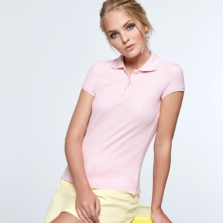 Ladies Polo Shirt Star, Roly