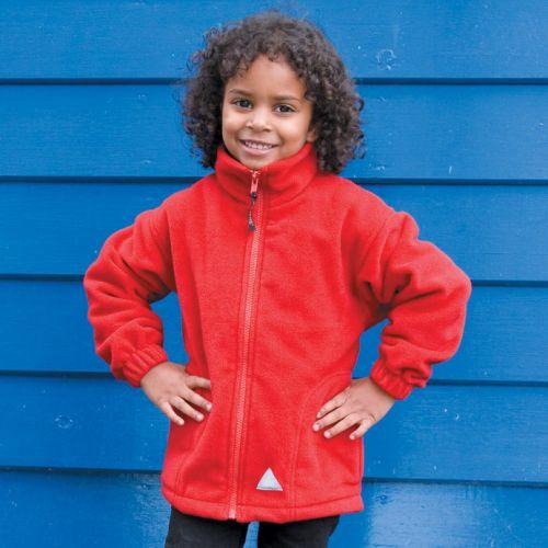Fleece children Result - Full Zip Polartherm