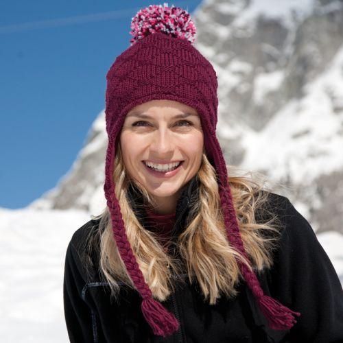 Hat - Result - Glacier Pom Pom