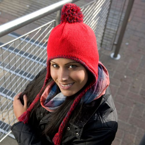 Hat, Result - Winter Essential Inca
