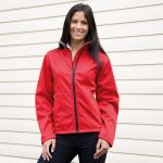 Jacket, Result - Womens SoftShell
