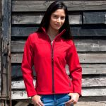 Result - Women Classic Softshell Jacket
