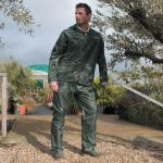 Jacket and Trousers Result - Waterproof