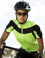 Spiro Bikewear Full Zip Performance Top