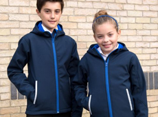 Kids Softshell Jackets