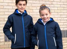 Kids Softshell Jackets