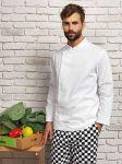 """""""Culinary"""" Chef Long Sleeve Tunic"""