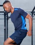 Men Training T-Shirt, Kustom Kit