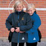 Kids Reversible Jacket, Result Stormdri