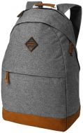 "Echo 15,6"" laptop backpack grey melange"
