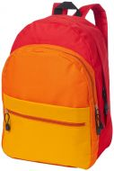 Trias trend backpack tricolor