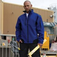 Jacket, Result - Ripstop Soft Shell Work Wear