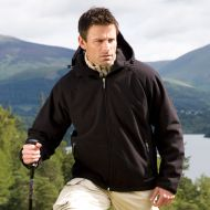 Result - Zorax Z-TECH SoftShell Jacket