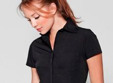 Short Sleeve Women Shirts