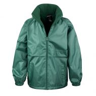 Jacket children Result - Core Youth Micro Fleece Lined