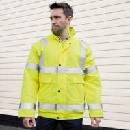 Jacket protection Result - High Viz Winter