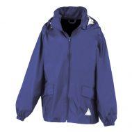 Rain jacket children Result - Junior Windcheater