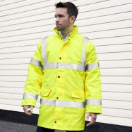 Reflective Safety Jacket, Result - High Viz Safety