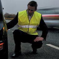 Reflective vest, Result - biker Safety