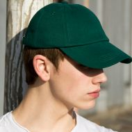 Result - Low Profile Heavy Brushed Cotton Cap