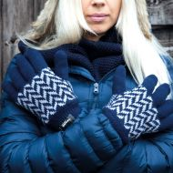 Result - Pettern Thinsulate Glove