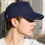 Result - Printers Plush Cotton 5 Panel Cap