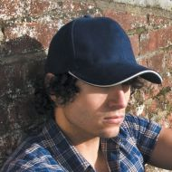 Result - Pro-Style Heawy Brushed Cotton Cap