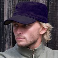 Result - Urban Trooper Corduroy Cap