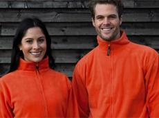 Jachete de fleece (polar) bărbătești și de damă
